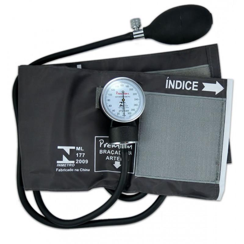 Calibração de Esfigmomanômetro